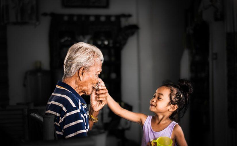 Corso per nonni adottivi